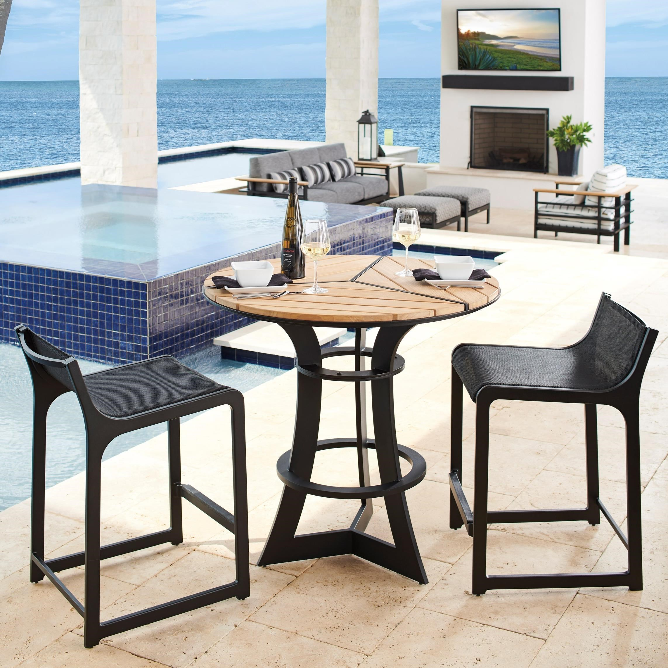 outdoor bistro dining sets