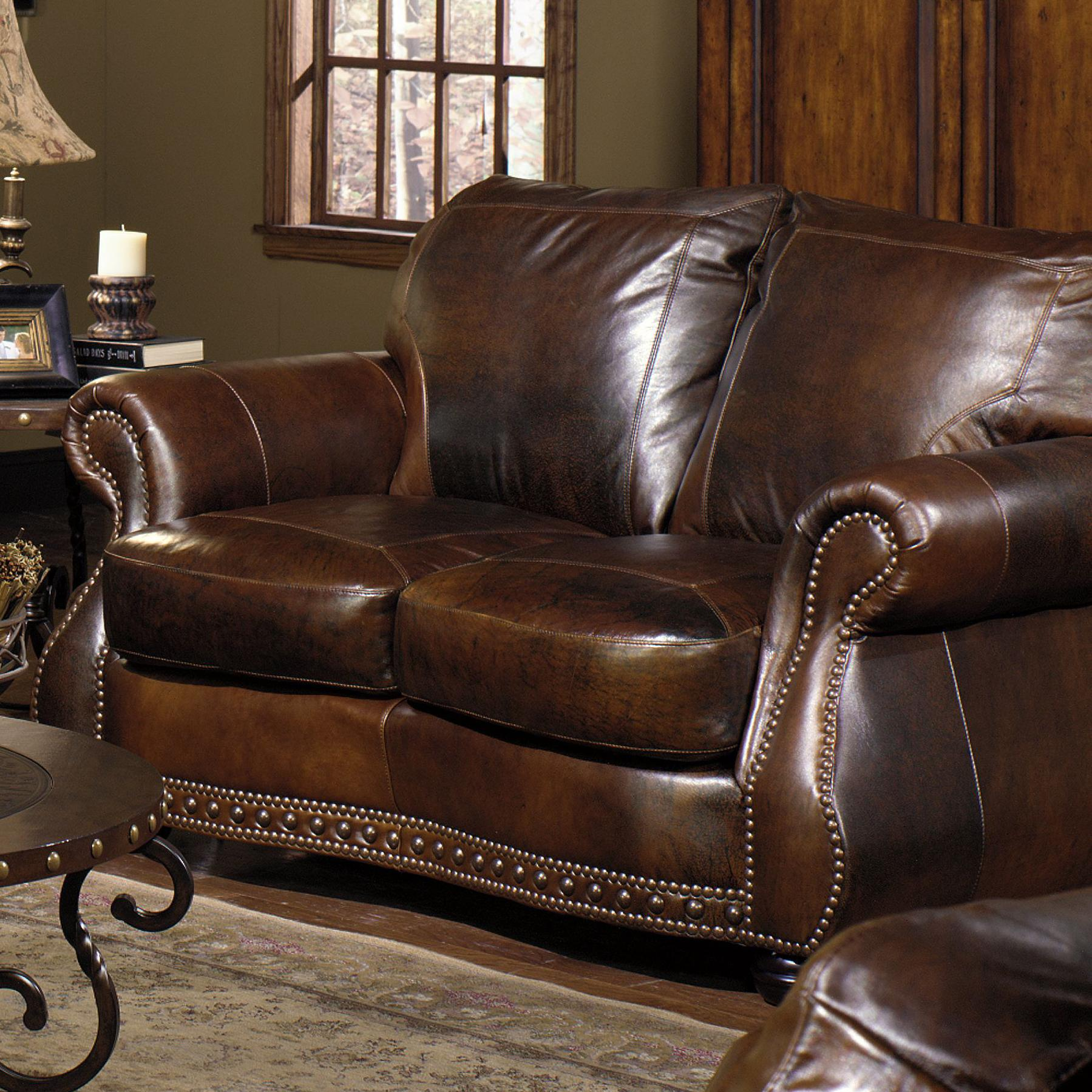 chesterfield sofa and loveseat