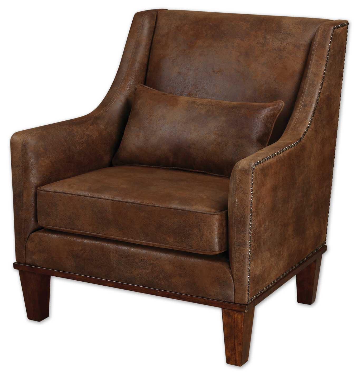 accent furniture accent chairs clay armchair