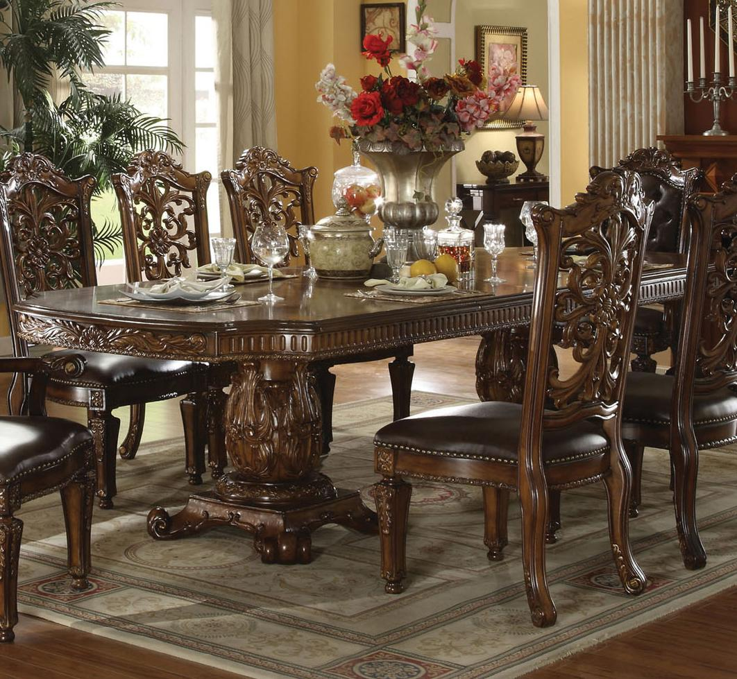 Acme Furniture Vendome 60000 Traditional Formal Dining