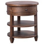 Thornton Round Nightstand
