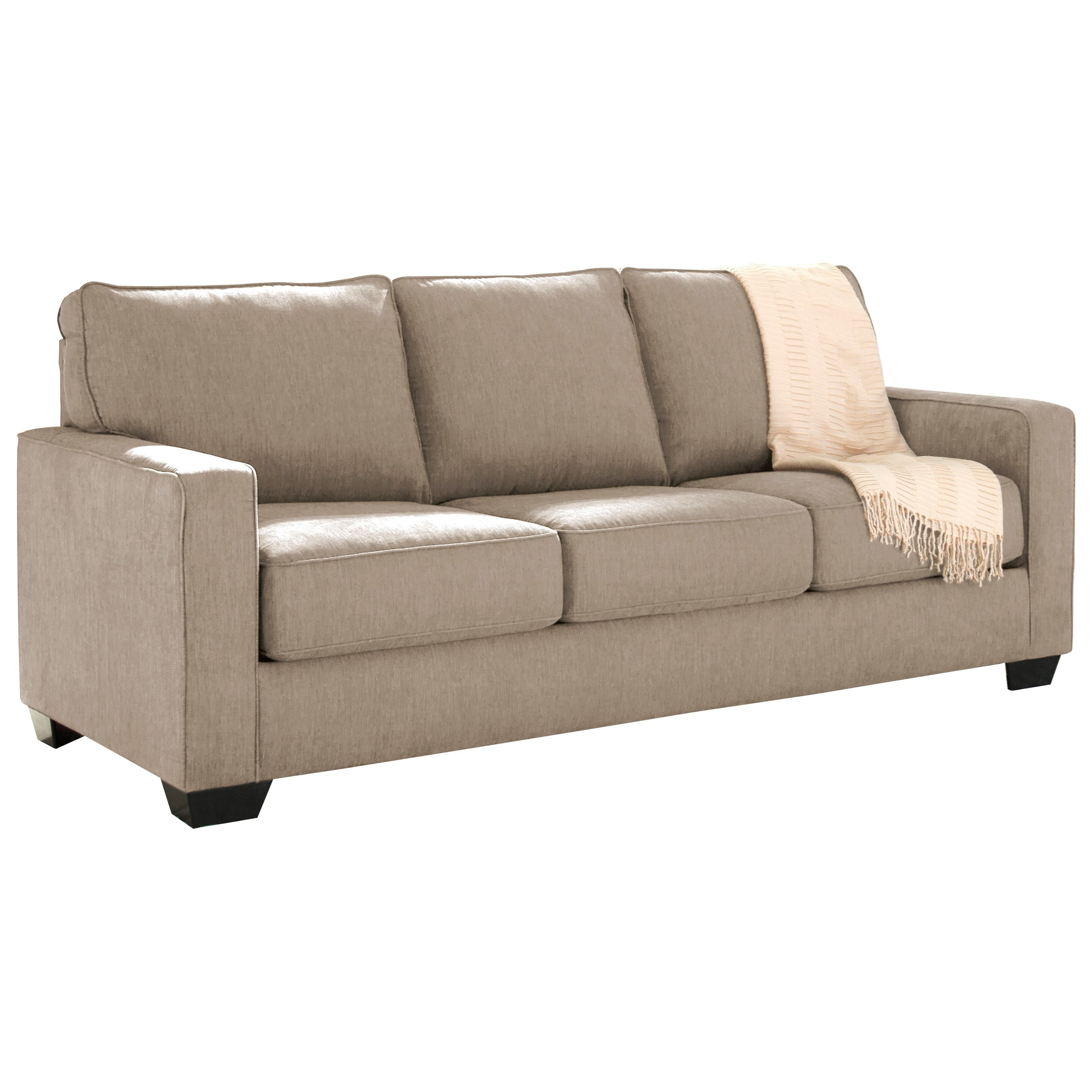Signature Design By Ashley Zeb Queen Sofa Sleeper With