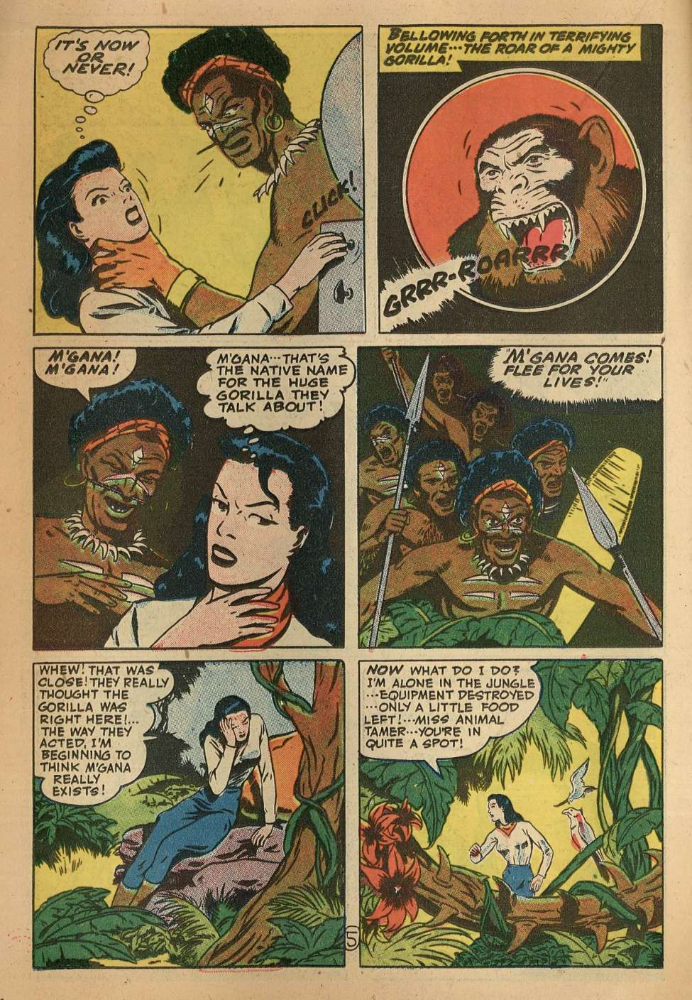 Comic Book Cover For Thrilling Comics #56