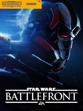 STAR WARS Battlefront II Elite Trooper Deluxe Edition Upgrade DLC Key XBOX LIVE XBOX ONE