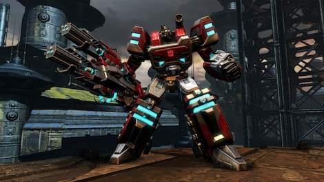 Transformers: Fall of Cybertron - Multiplayer Havoc Pack ...