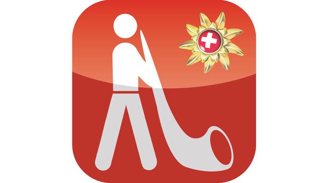 Swiss Events App Logo