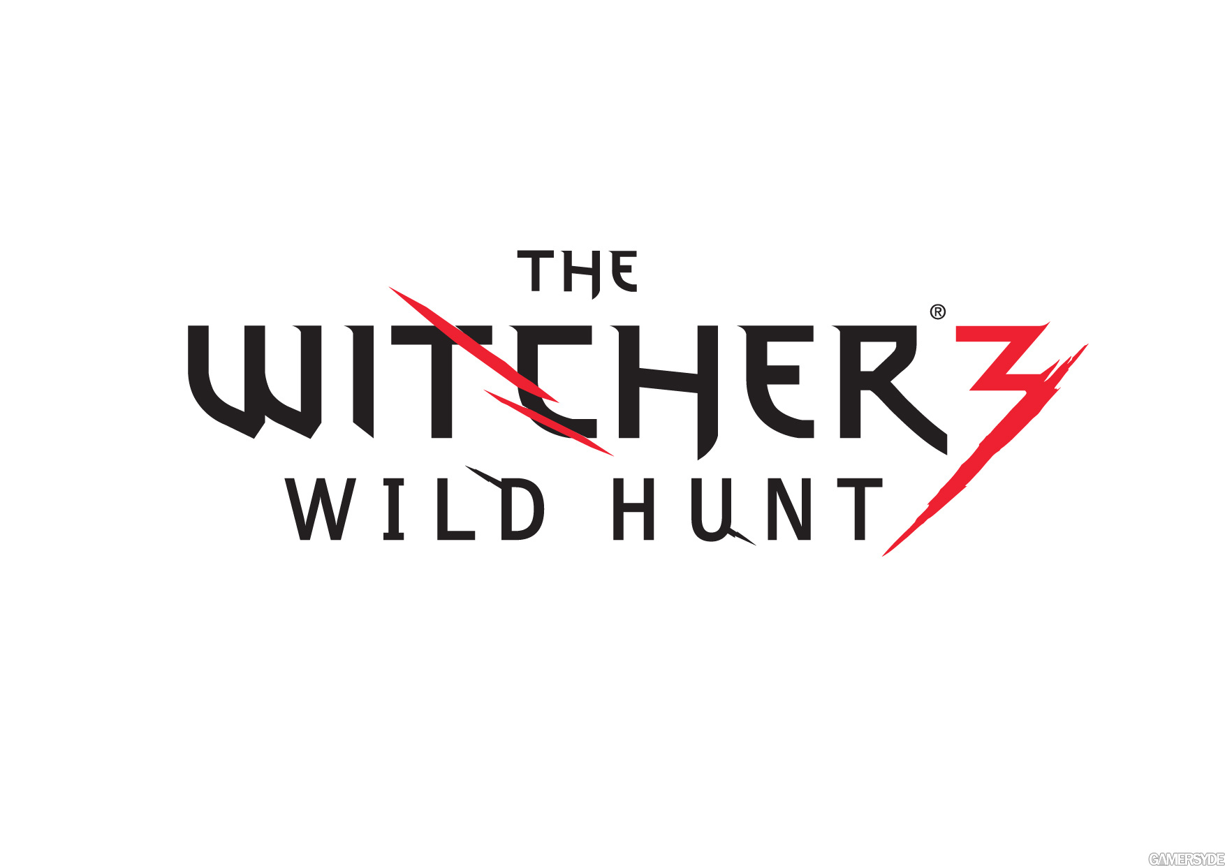 Don T See The 3 In The Witcher 3 Wild Hunt S Logo