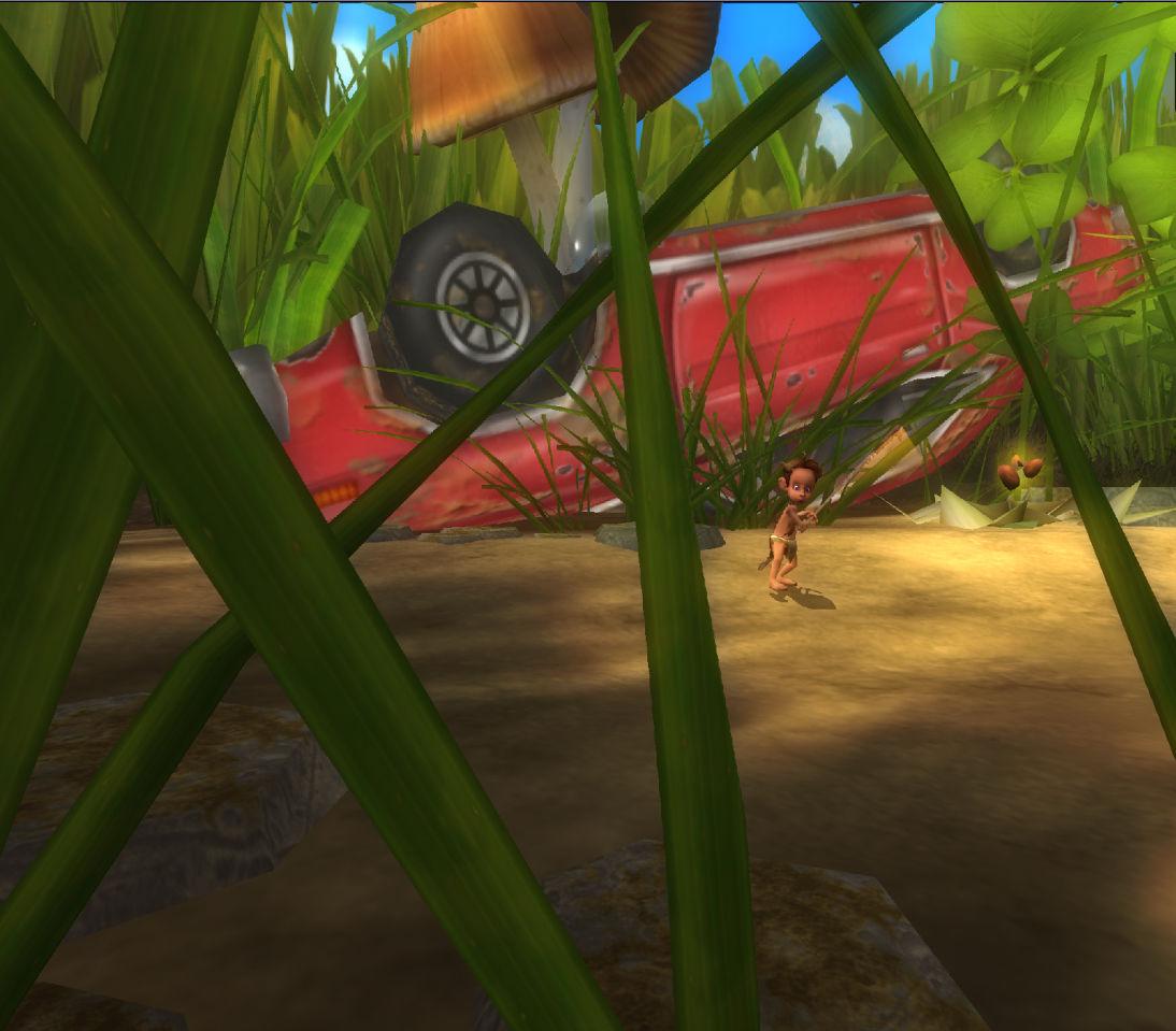 The Ant Bully Screenshots