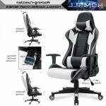 Homall Gaming Chair Racing Office Chair High Back