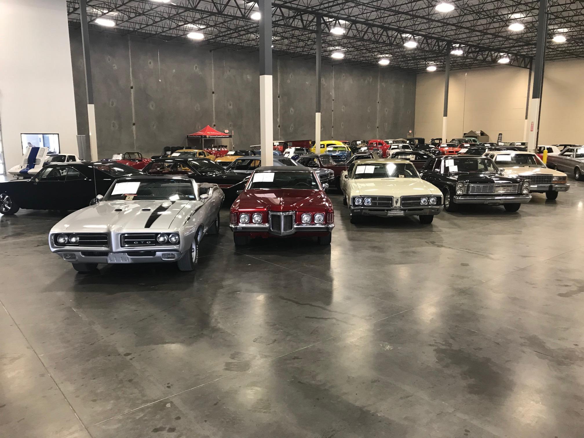 Dallas Showroom