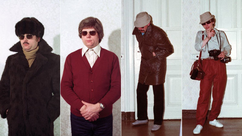 Image result for stasi disguises