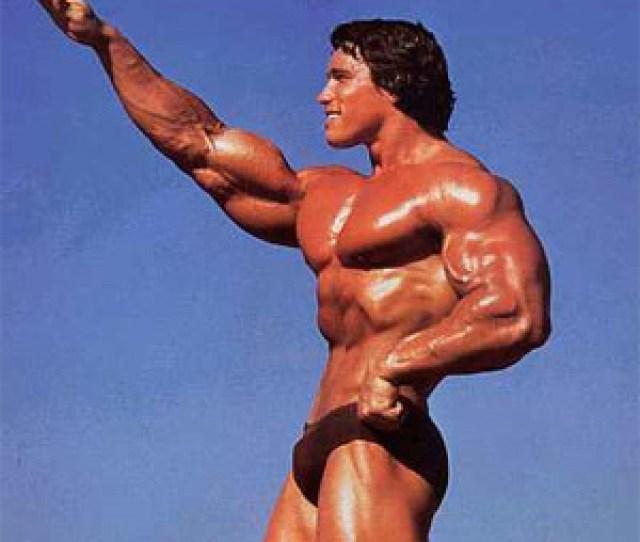 Arnold Schwarzenegger Was A Nazi