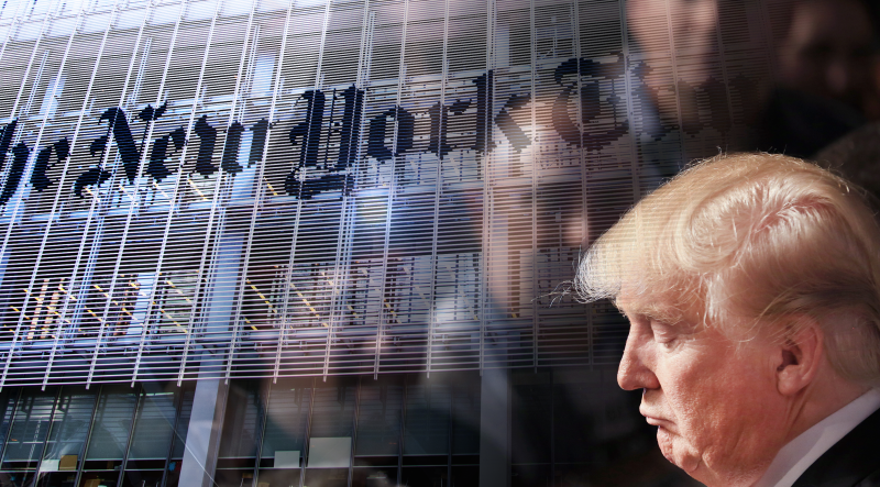 Image result for trump nyt