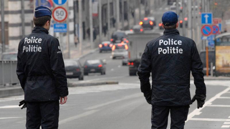 Risultati immagini per POLITIE BELGIUM ISIS