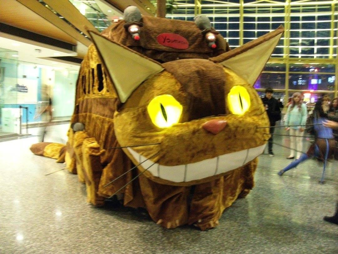 Totoro Cat Bus Costume   www.pixshark.com - Images ...