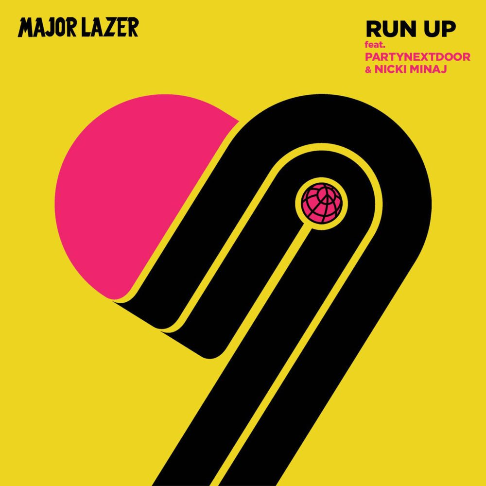 Image result for major lazer run up