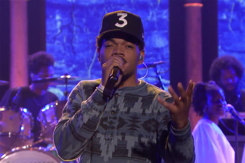The 10 Best Lyrics From Chance The Rappers Coloring Book