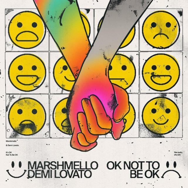 Marshmello & Demi Lovato – OK Not To Be OK Lyrics | Genius Lyrics