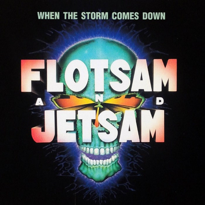 Image result for Flotsam and Jetsam – When the Storm Comes Down