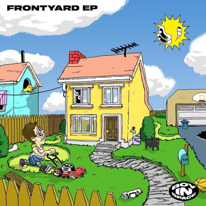 Boy In Space - FRONTYARD EP Lyrics and Tracklist | Genius