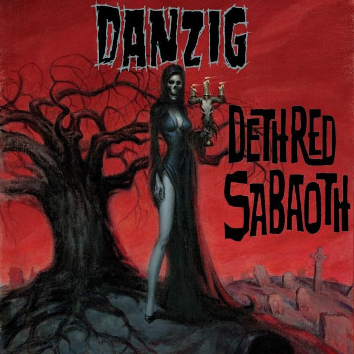 Image result for Danzig Deth Red Sabaoth