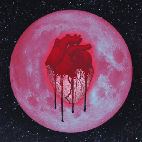 Chris Brown Heartbreak on a Full Moon