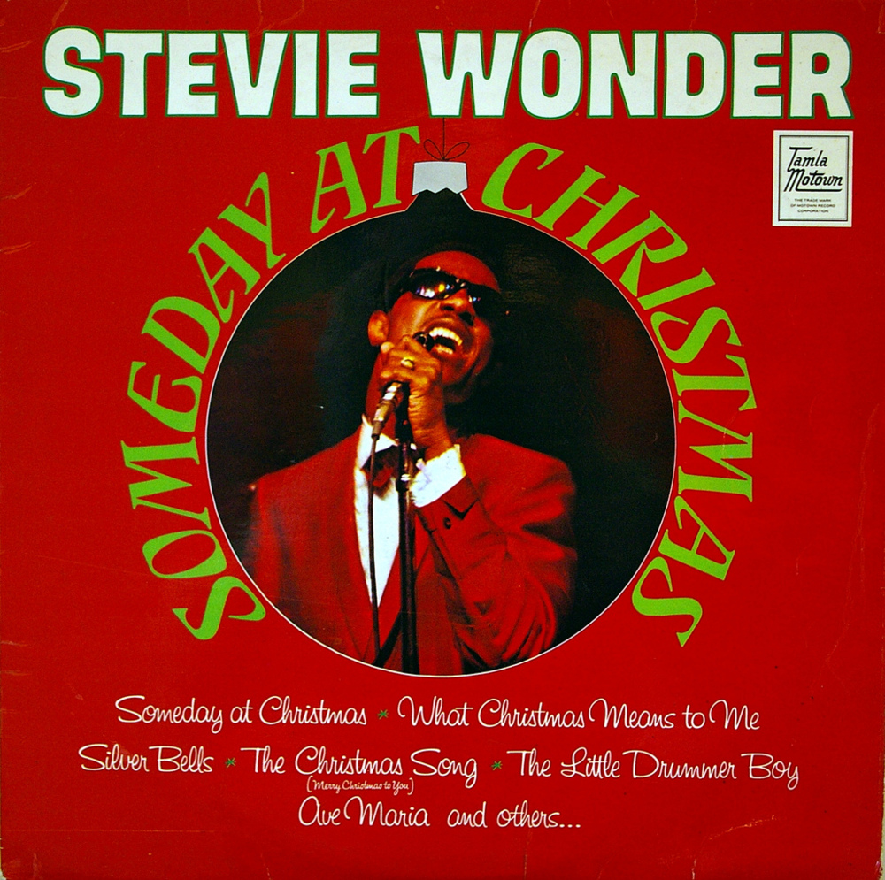 Image result for what christmas means to be stevie wonder genius.com