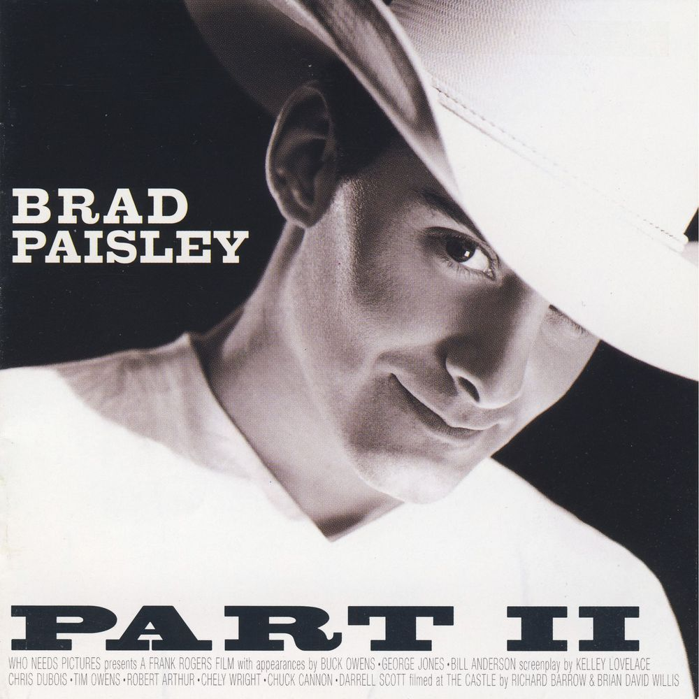 brad paisley, i wished you'd stay
