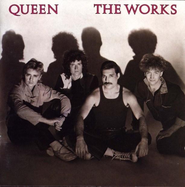 Queen – The Works ile ilgili görsel sonucu