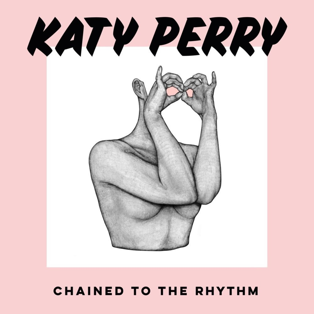 Image result for katy perry chained to the rhythm