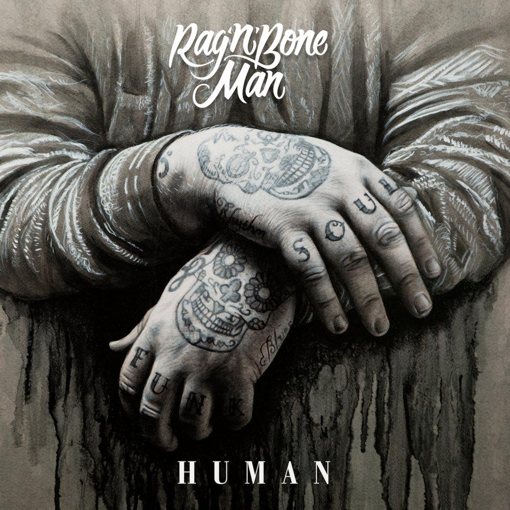 Afbeeldingsresultaat voor Rag'n'bone Man-Human -Deluxe-