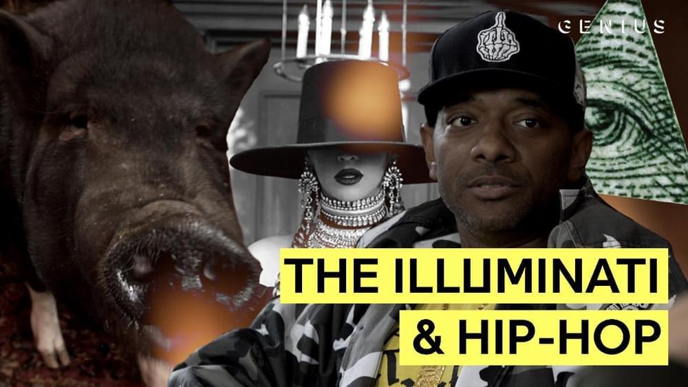 Beyonce Illuminati Line