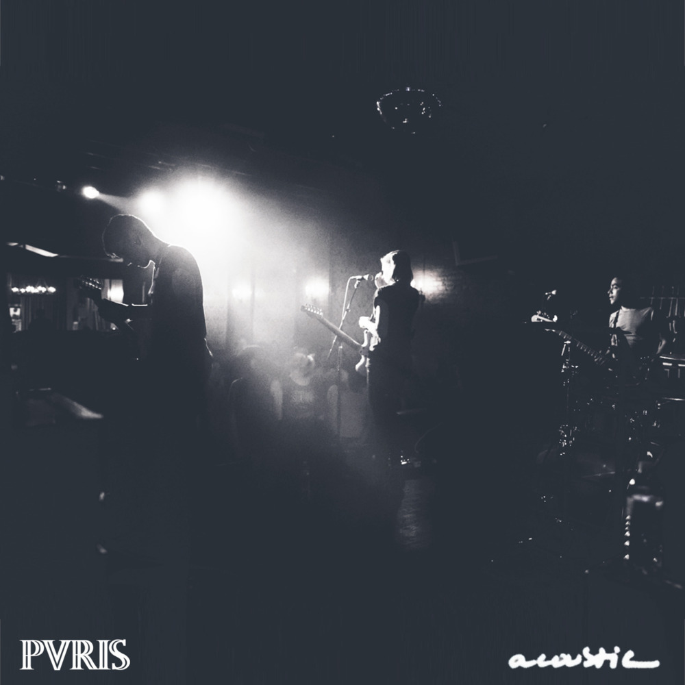 Image result for pvris acoustic ep cover