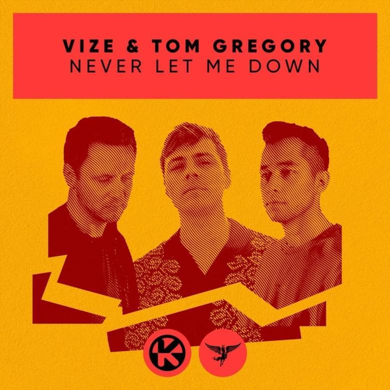 VIZE & Tom Gregory – Never Let Me Down Lyrics | Genius Lyrics