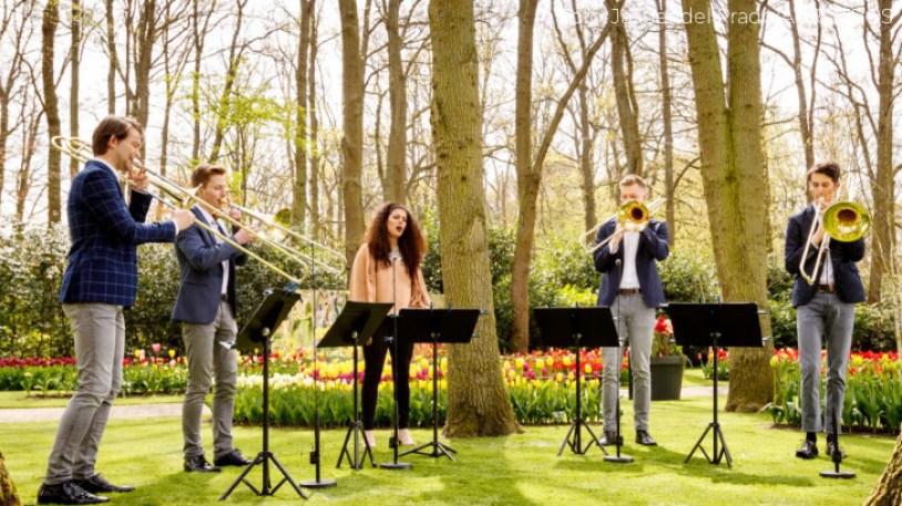 Concertregistratie Een nieuwe lente, een nieuwe geluid zondag te zien op NPO  2