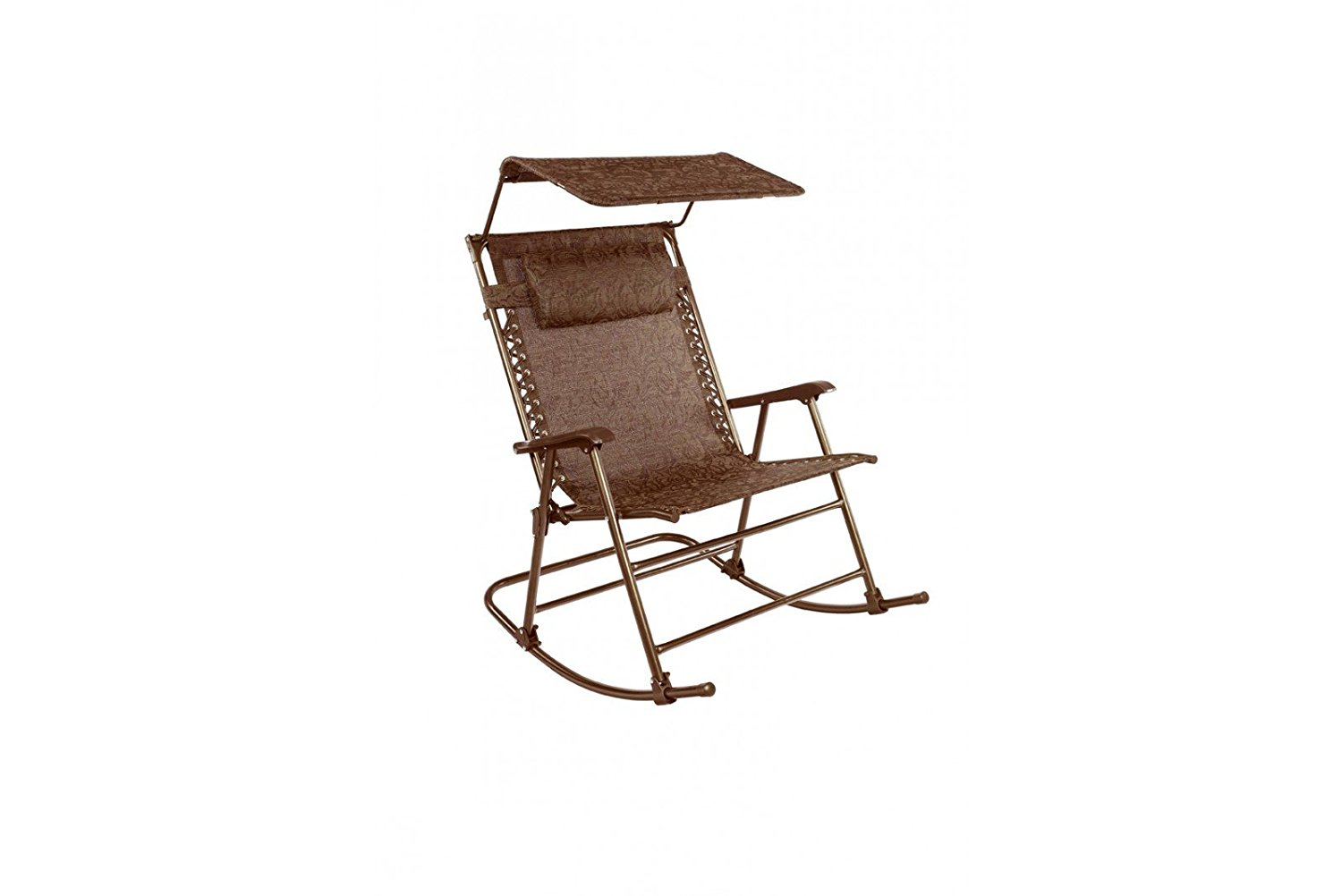 New Bliss Hammocks Gfr 091jr Rocking Chair With Canopy In