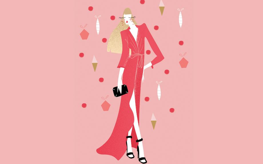 Photo of Il look di Capodanno? Sì a paillettes e lustrini, ma in stile imbellita | Vogue Italia