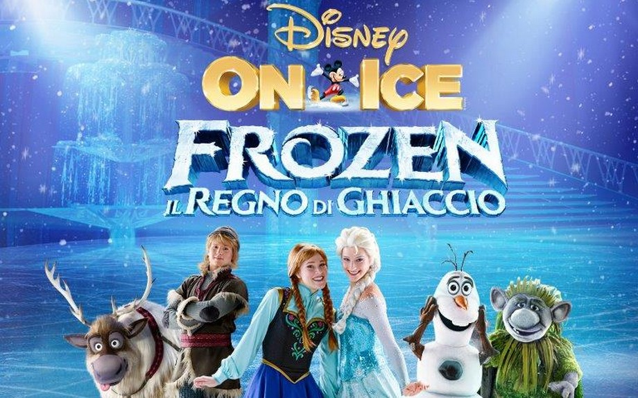 Photo of Arriva in Italia Frozen-Il regno di Ghiaccio, lo spettacolo Disney on ice | Vogue Italia