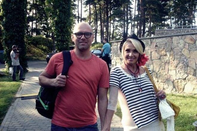Лайма Вайкуле биография личная жизнь семья муж дети  фото