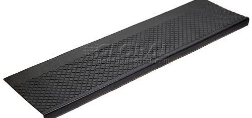 Flooring Carpeting Stair Treads Outdoor Recycled Rubber | Rubber Treads For Outdoor Steps | Non Slip | Diamond Plate | Rubber Cal | Recycled Rubber | Rubber Matting