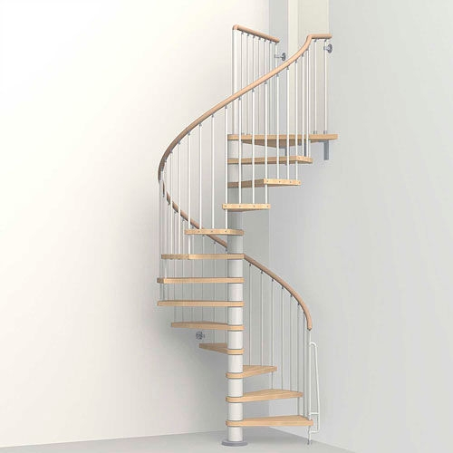 Mezzanines Platforms Stairs Spiral Staircases Arke Phoenix | Flexible Handrail For Spiral Staircase | Staircase Ideas | Stair Kit | Loft Stairs | Stair Parts | Modern Staircase