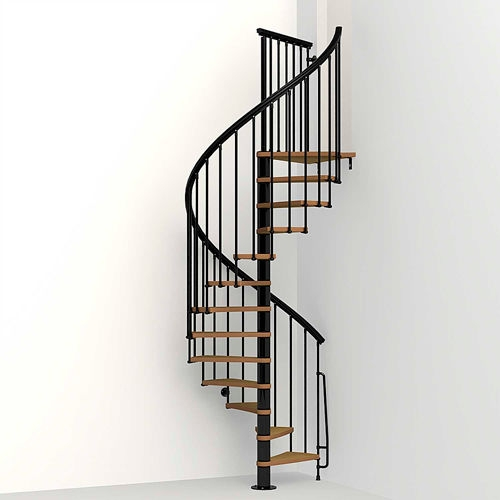 Mezzanines Platforms Stairs Spiral Staircases Arke Nice1   Black Metal Spiral Staircase   Spiral Stairs   Cat Spiral   Arke   Abandoned   Circle Metal