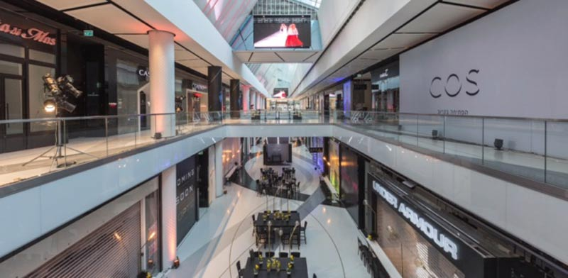 TLV fashion mall to open this month   Globes TLV Fashion Mall Photo  Shuka Cohen