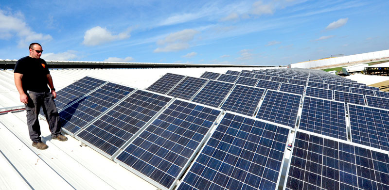 Photo of Renewable energy co Meshek Energy raises NIS 140m in IPO