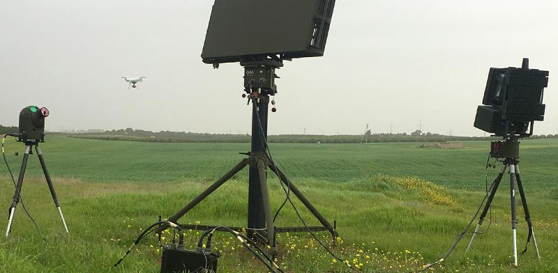 Photo of IAI provides Iron Drone intercepting drones to Drone Guard
