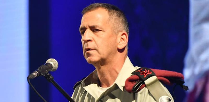 Aviv Kochavi / Photo: porte-parole de Tsahal