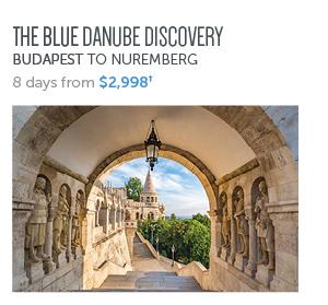 Romantic Rhine, Basel to Amsterdam Cruise