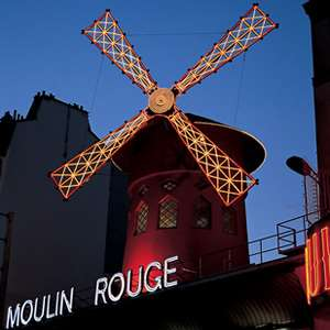 An Evening at the Moulin Rouge