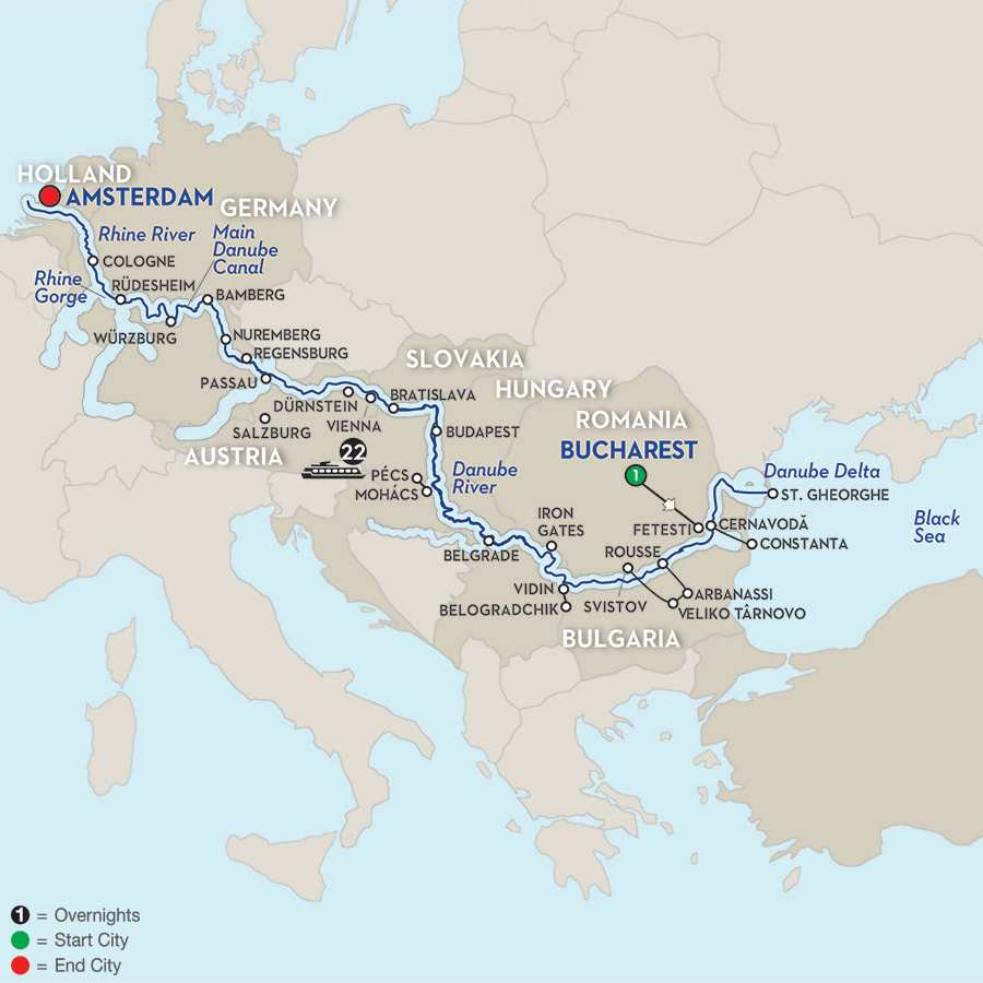 Image Result For River Cruises Without Single Supplement