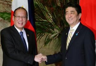 PNoy, Abe meet at Japan-ASEAN summit